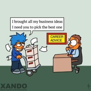 Career cartoons - cartoons laten maken